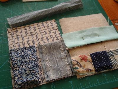 Fabrics Prepped