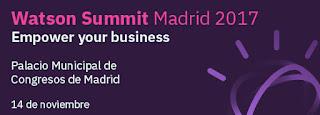 Resumen del Watson Summit Madrid 2017, un día Cuántico sobre todo