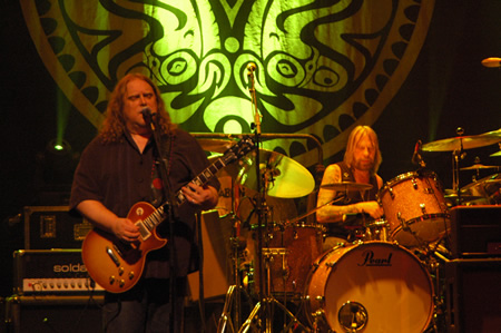 Gov't Mule: Saenger Theater Mobile, AL 2010-01-23