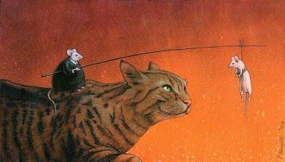 La persuasión en imágenes: Pawel Kuczynski