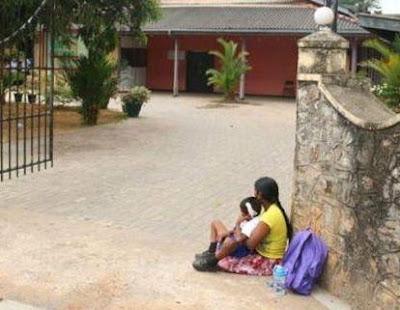 HIV fear abandons Kuliyapitiya child - Grama Niladhari Speaks about Kuliyapitiya Child