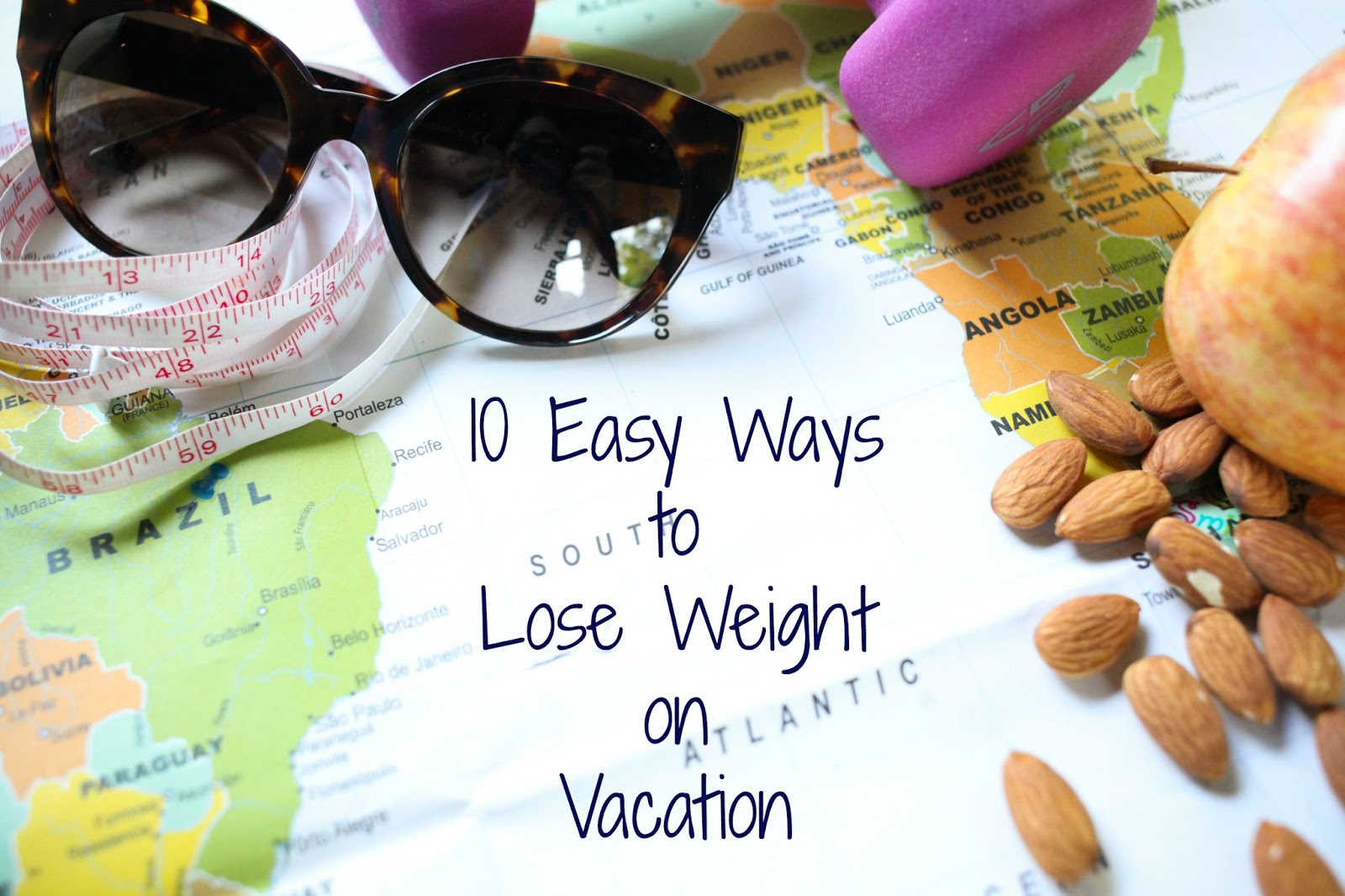 How to Lose Weight when you travel