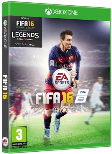 Messi es la portada de Fifa 16 por cuarto año consecutivo.