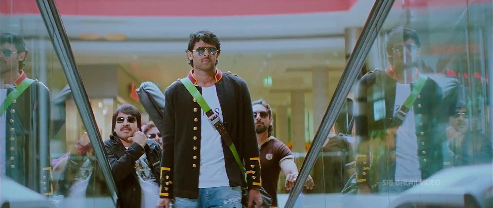 Prabhas Fans Forever: Darling Movie Dharmavarapu & Prabhas Funny Scene Snaps