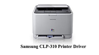 Samsung Printer CLP-310 Driver Downloads Free