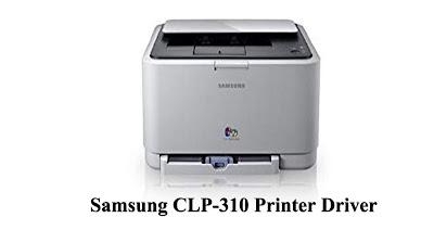 Samsung Printer CLP-310 Driver Downloads Free