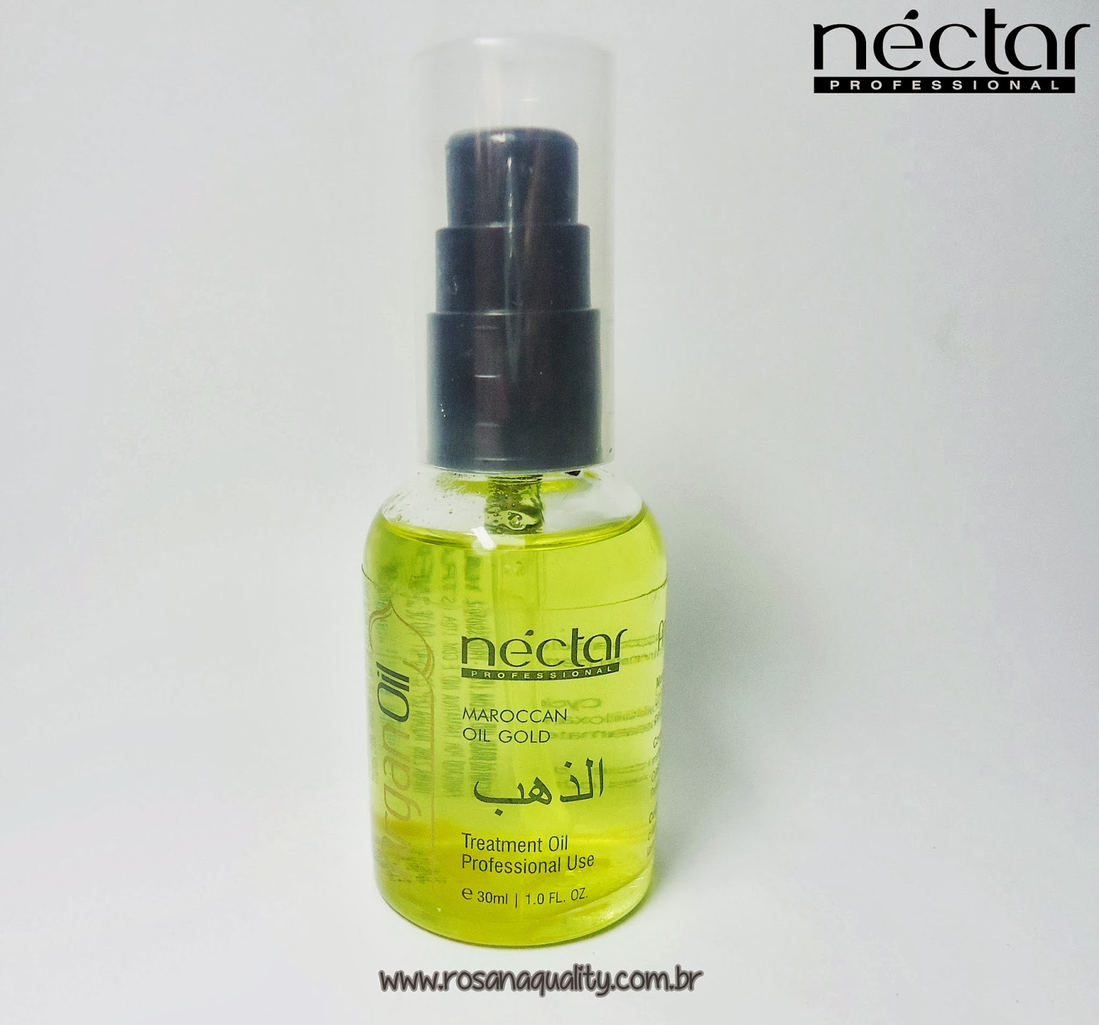 Argan Oil Néctar