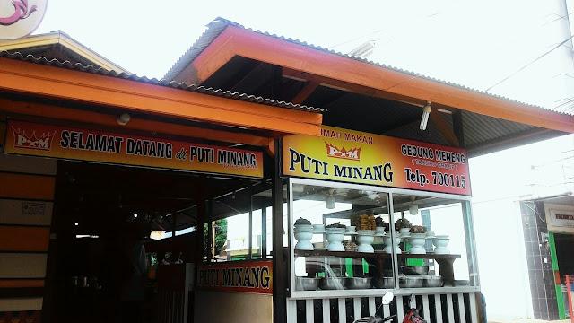 Daftar Alamat Puti Minang Di Bandar Lampung