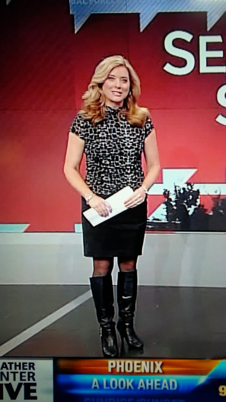 the appreciation of booted news women blog   kelly cass