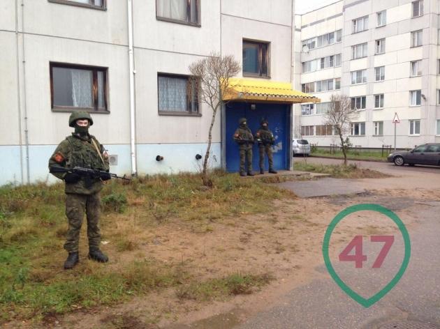 Крым, общежитие военных