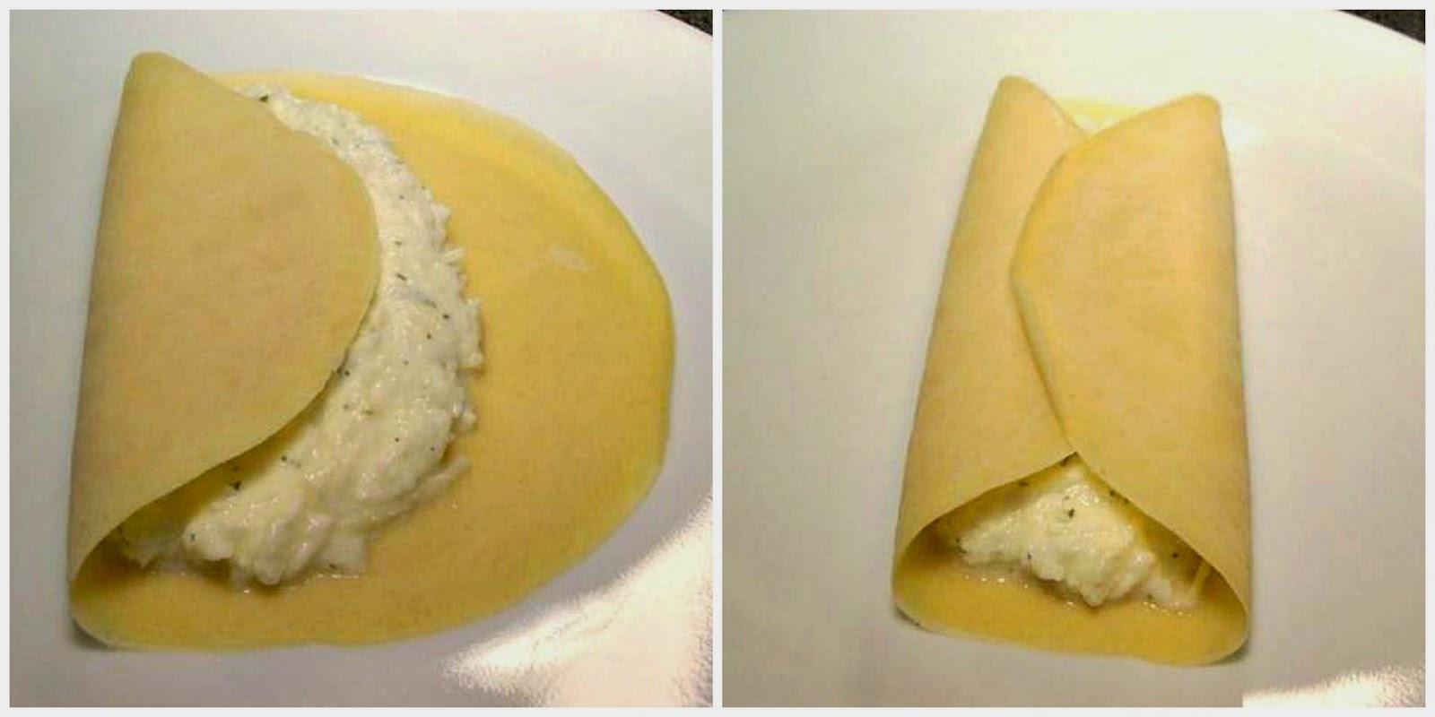 Crepe Recipe Filling Ricotta