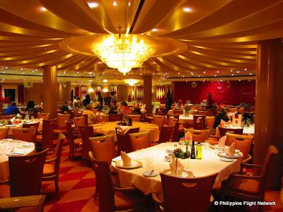 costa victoria fantasia restaurant