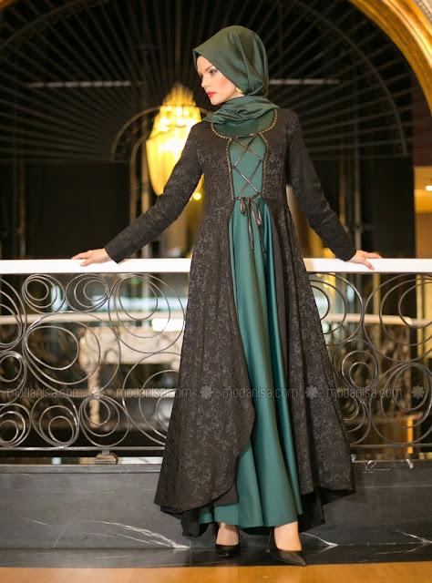 Kaftan elbise