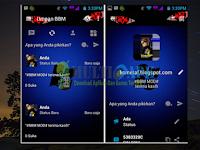 BBM Mod Windows Pain (WP) Versi 3.0.1.25 Apk Android