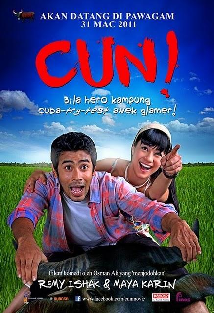 Review Filem : Cun