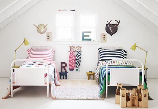 Boy/ Girl Shared Bedroom Ideas