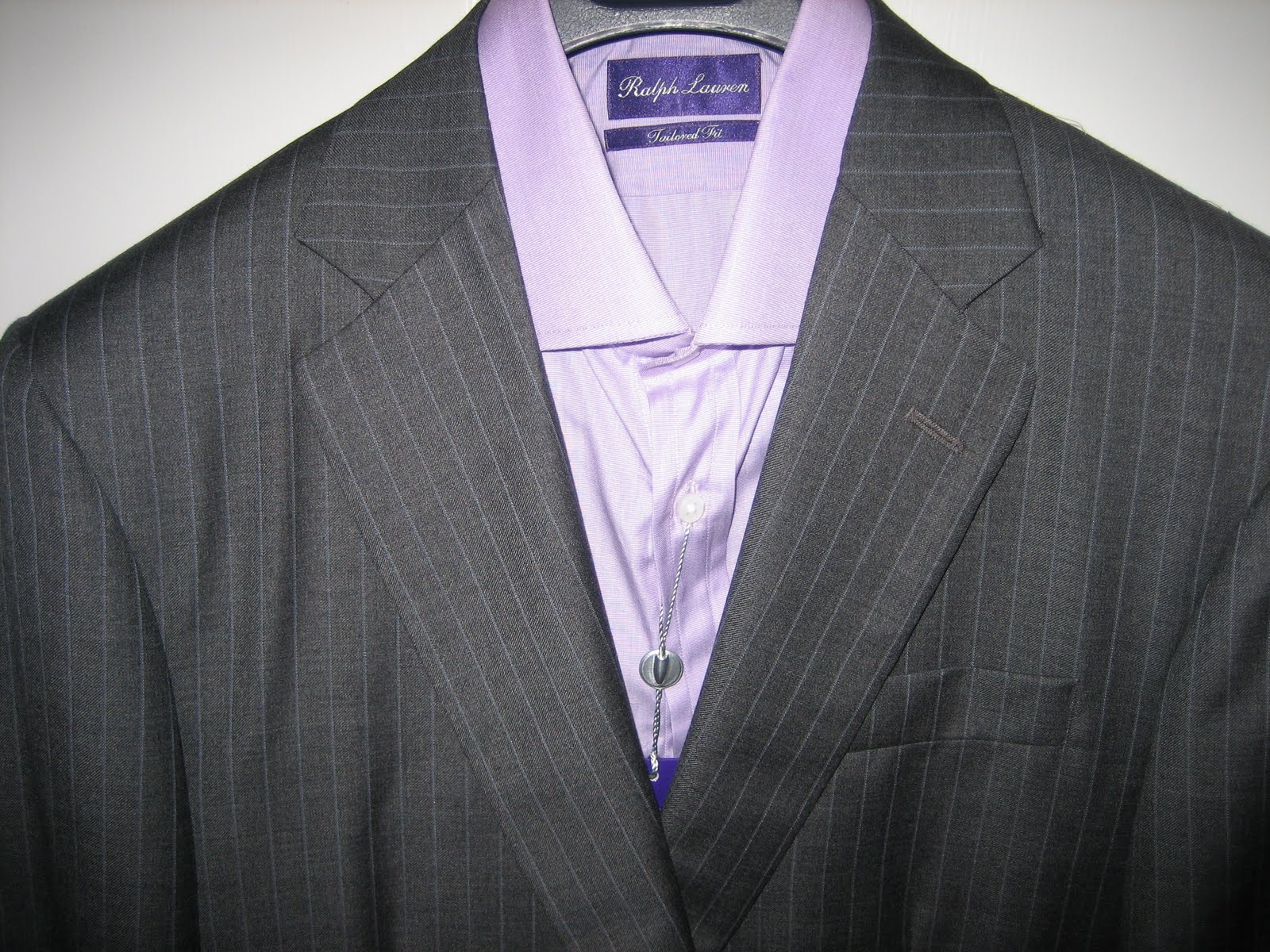 Grey Pinstripe Suit Combinations - Bing images