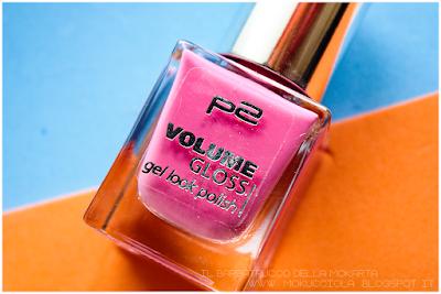 P2 Cosmetics - Nail Polish
