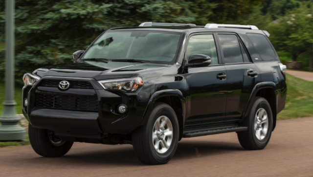 2017 Toyota 4Runner 4x4 Review