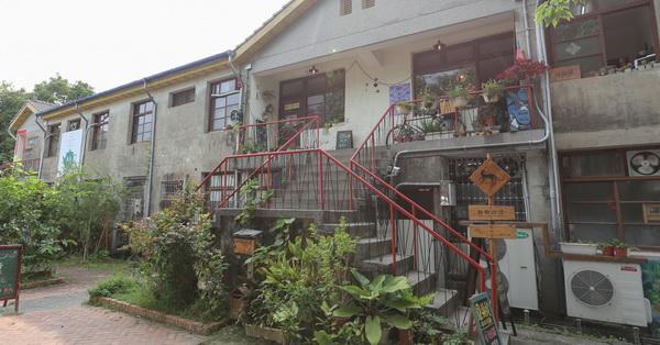 台中霧峰|光復新村|花園城市|文創藝術社區|摘星計畫|創意市集|文化景觀
