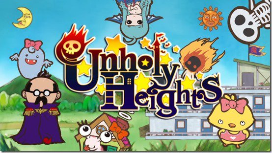 Unholy Heights llegará a Nintendo Switch