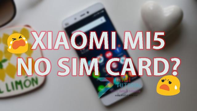 Setelah Root SuperSU di Miui 9: Xiaomi Mi5 Kamu Tidak Bisa Membaca Kartu SIM? Coba Solusi yang Satu Ini!