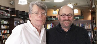 Stephen King y Peter Straub