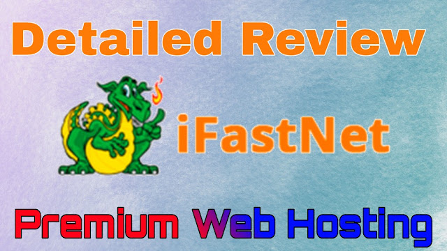 IfastNet Web Hosting Review