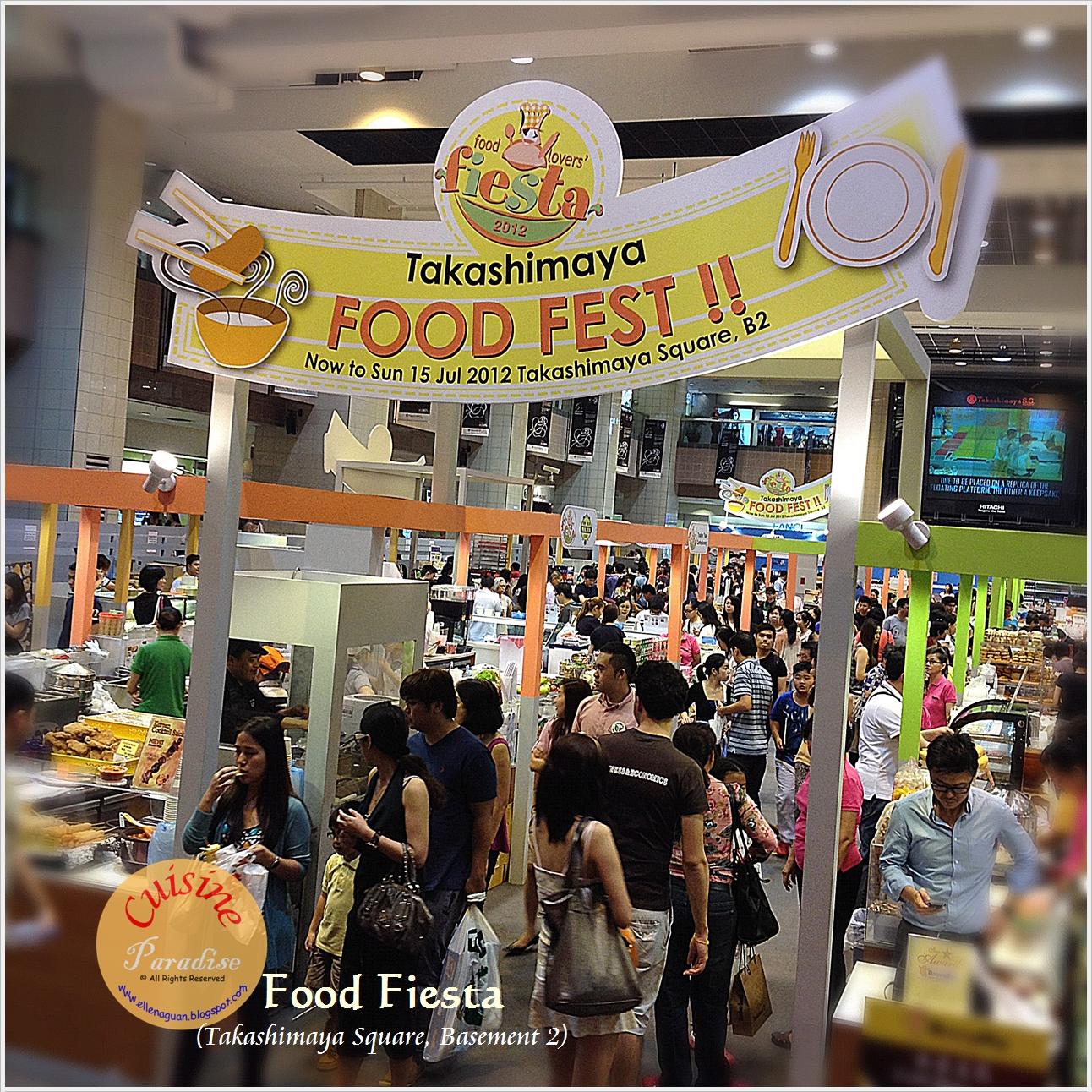 Taka Food Fiesta