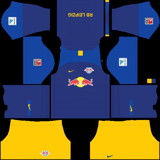 Rb Leipzig Nike Kits 2018 19 Fts Y Dls