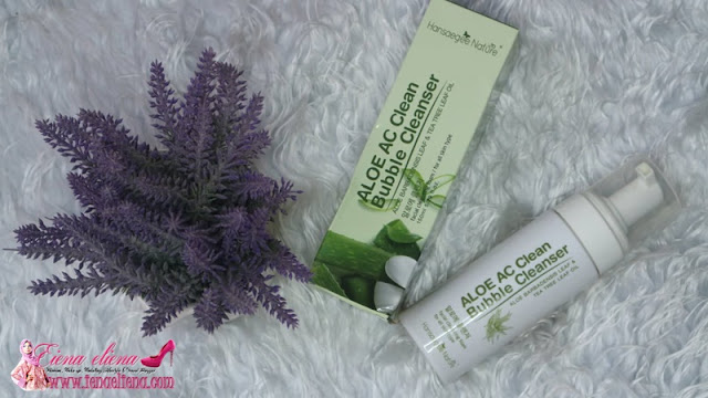 Hansaegee Aloe AC Clean Bubble Cleanser