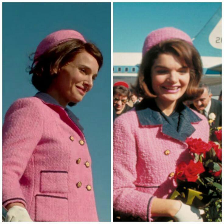 f3f56d067209a Uma das primeiras damas mais elegantes que o mundo conheceu, Jackeline  Kennedy Onassis, tem parte de sua história revisitada no filme Jackie,  estrelado por ...