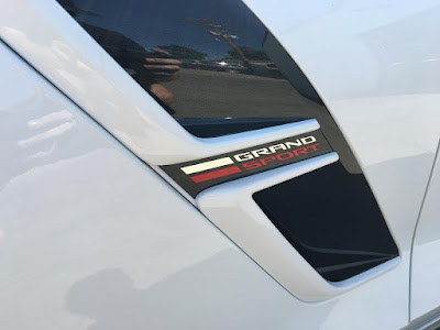 2017 Corvette Grand Sport at Purifoy Chevrolet