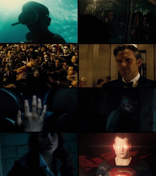 Batman v Superman Dawn of Justice 2016 EXTENDED English 720p BRRip