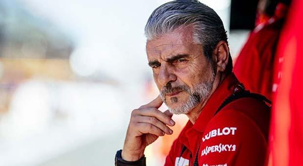 Maurizio Arrivabene Tinggalkan Ferrari