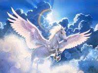Animali mitologici: Pegaso il cavallo alato