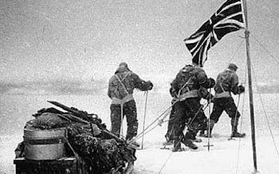 Film still from Scott of the Antarctic (1948) / Ealing Studios