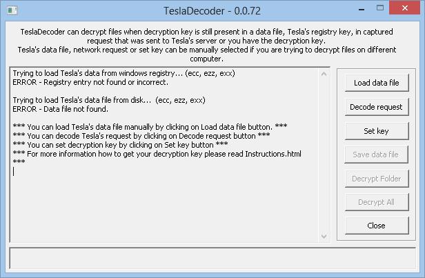 TeslaDecoder