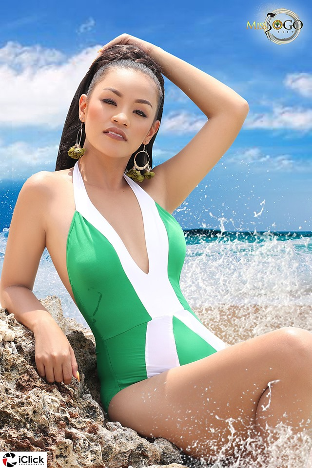 Kathryn Nepomuceno - Miss Bogo 2019 Candidate #12