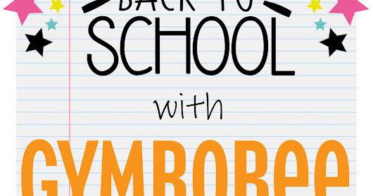 Back to School with Gymboree #MadeYouSmile