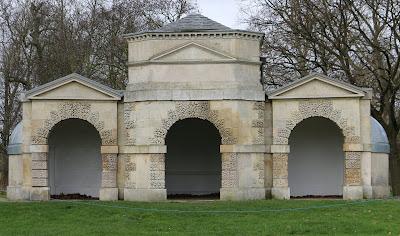Queen Caroline's Temple, Kensington Gardens
