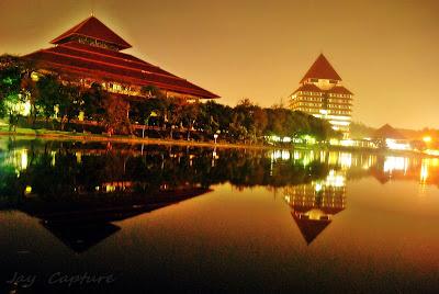 Universitas Indonesia sebagai Universitas Terbaik