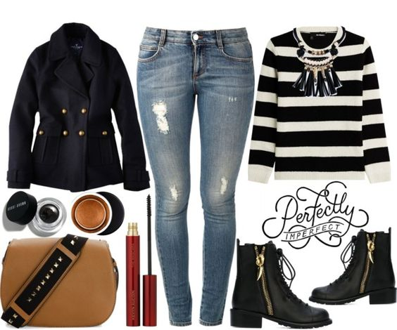 Perfectly Imperfect Casual Winter Style www.toyastales.blogspot.com #ToyasTales