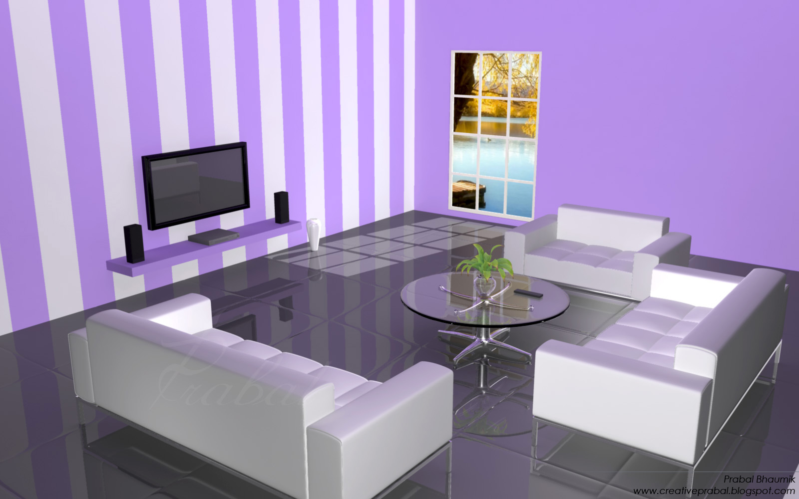 Drawing Room Interior Design | Creative Prabal