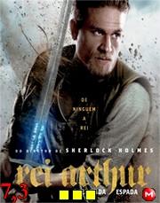 Rei Arthur A Lenda da Espada Dublado