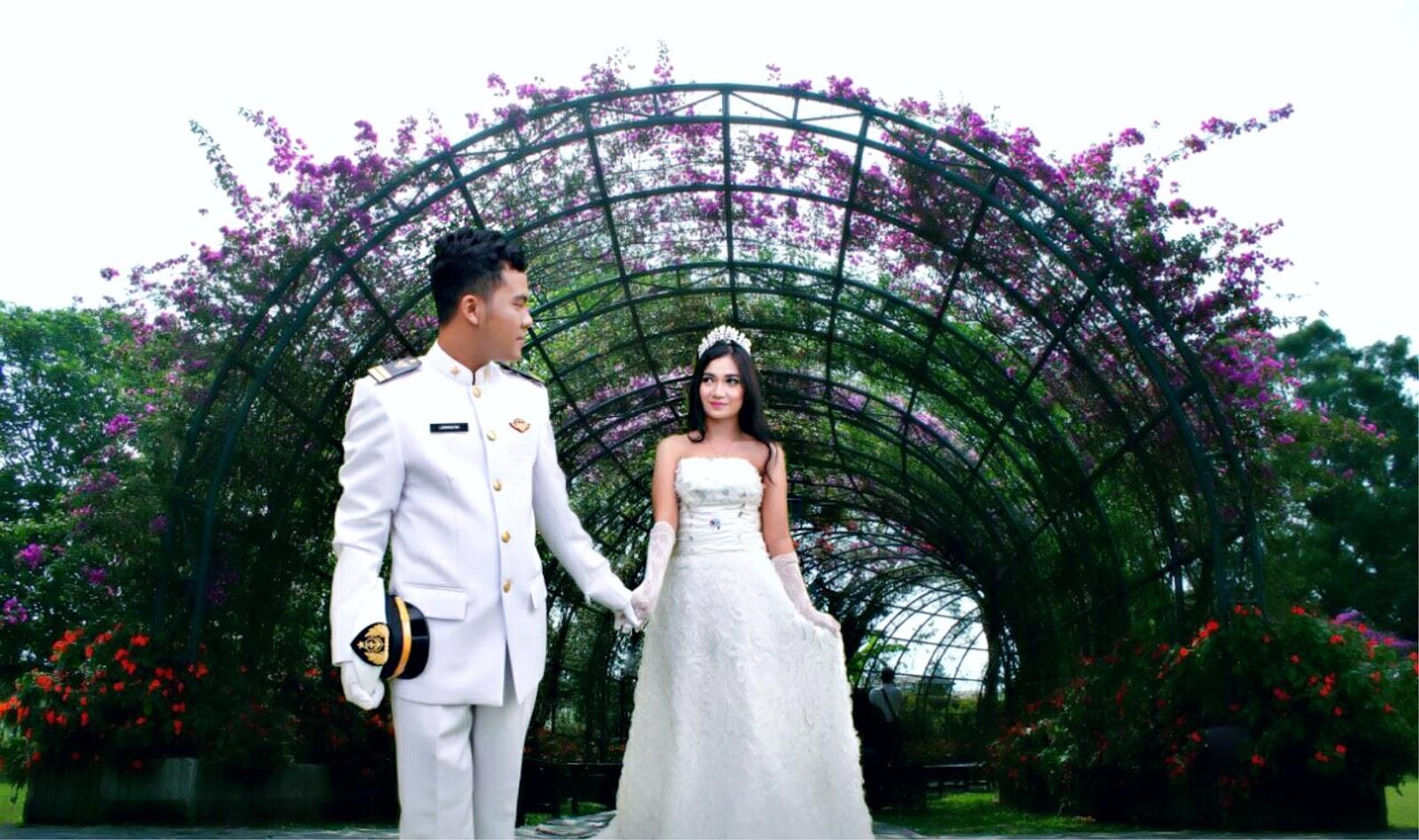 Kisah Cinta Bersama Pelaut Prewedding Ala Pelaut