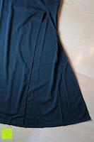 Beinöffnung: Alexis Leroy Damen Kappenhülse Jahrgang Halter Split-Seite Formal Abendkleid