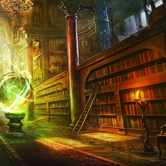 Magic Room Wallpaper Engine