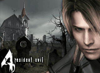 Resident Evil 4 PPSSPP Apk CSO/ISO Terbaru High Compress