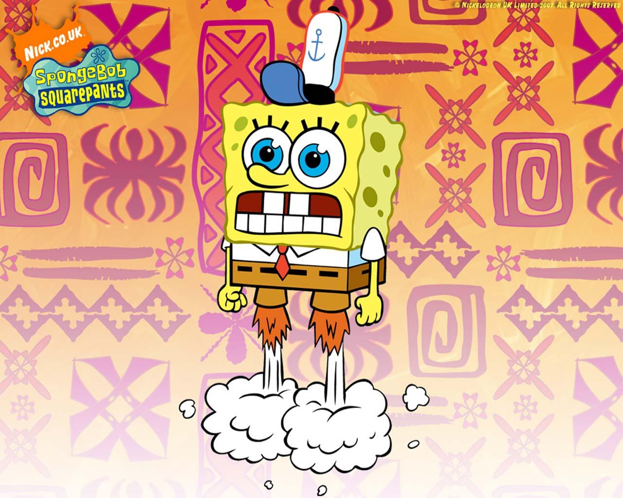 19 Wallpaper Spongebob Squarepants Deloiz Wallpaper